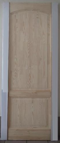 Дверь сосна (массив)